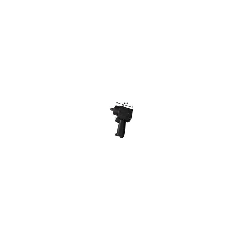 """AmPro 15228 - Пневматический гайковерт ударный 1/2"""" , мини-усилие - 620 Нм"""