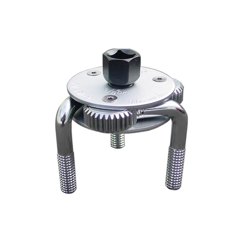 AmPro T70301 - Съемник масляного фильтра трехлапый 64-120 мм