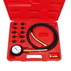 AmPro T75545 - Универсальный комплект контроля давления масла с комплектом переходников