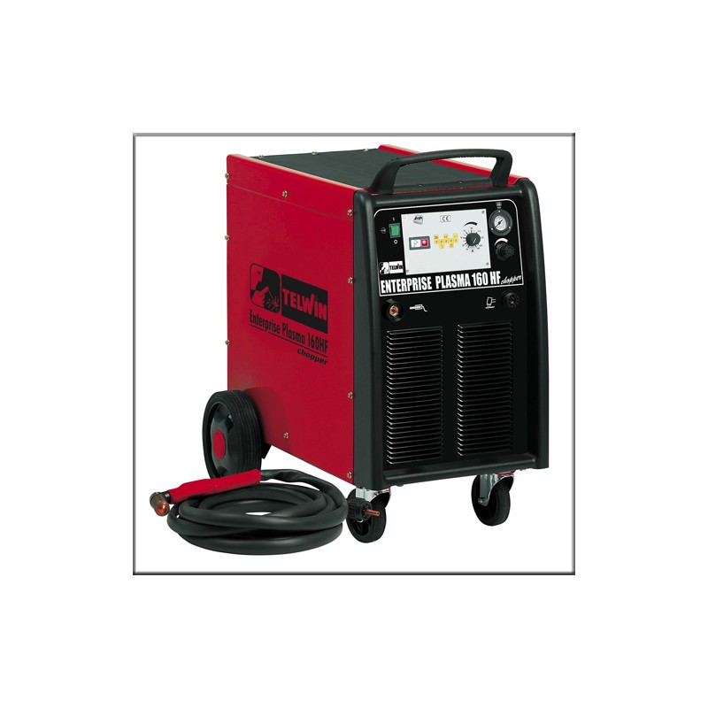 Telwin Enterprise Plasma 160 HF - аппарат для плазменной резки
