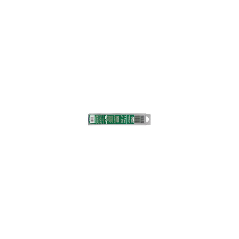 Telwin 802623 - Рутиловые сварочные электроды для нержавеющей стали 2.5 мм, упаковка 10 штук