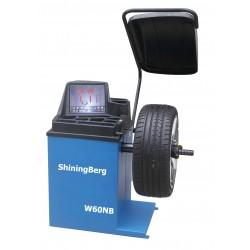 Балансировочный станок 220V ShiningBerg W60 HB