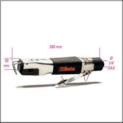 Beta 1942S - Пила пневматическая с пониженным уровнем шума 9000 ход/мин