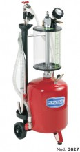 Мобильная установка вакуумного отбора масла через отверстие щупа