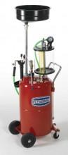 Комбинированная мобильная установка для замены масла с предкамерой